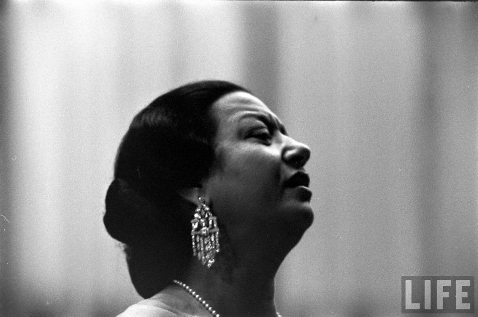 Umm Kulthum 1898 - 1975 - sister-hood magazine  A Fuuse