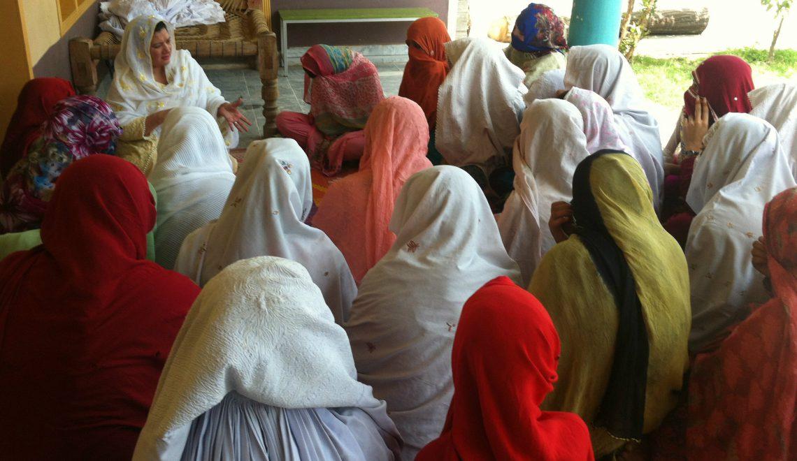 Pashtun sisterhood - sister-hood magazine  A Fuuse