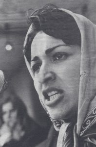 meena_founder_of_rawa_speaking_in_1982
