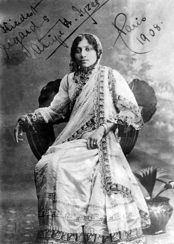 Atiya Fyzee (1877-1967)